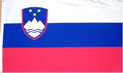 NEW 3x5 Slovenia National Flag 3 x 5 Large Banner