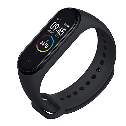ZUNBELLA M4 Smart Band 4- India's No.1 Fitness Band, , Full-Touch Screen, Waterproof with Music Control and Unlimited Watch Faces