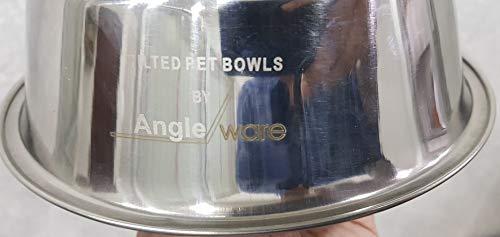 AngleWare Tilted Pet Bowls