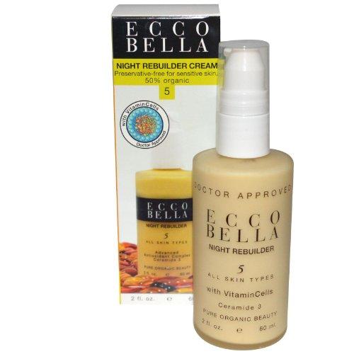 Ecco Vitamins Bella (Ecco Bella Night Rebuilder 5 - 2 fl oz-pack of 1)