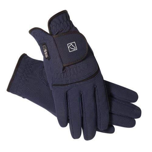 Gloves Riding Digital (SSG Digital Riding Glove - NAVY\7)