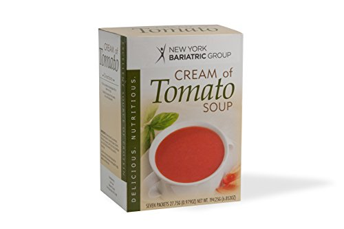(New York Bariatric Group Cream Of Tomato Soup)