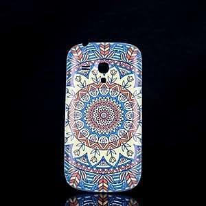GX Teléfono Móvil Samsung - Cobertor Posterior - Gráfico/Diseño Especial - para Samsung S3 Mini I8190N Plástico )