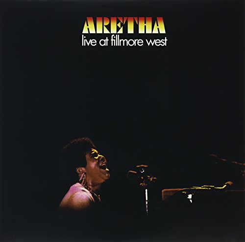 Aretha Live At Fillmore West (180 Gram Vinyl) by 4 Men With Beards