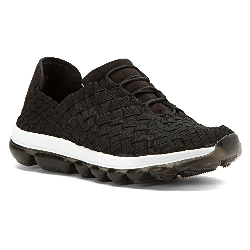 Bernie Mev Womens Gummies Victoria Sneaker Black Size 38 EU (7 M US Women)