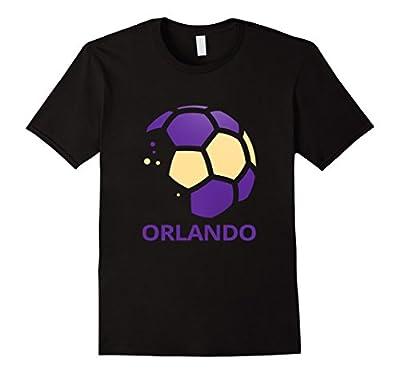 Orlando Fan Pride Soccer Top Clothing Adult Teens Kids