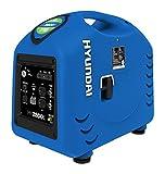 Hyundai HY2800si 2600-Watt Portable Inverter Generator CARB