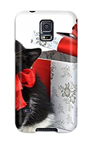 Hot Fashion GJJlzkA4195InMGa Design Case Cover For Galaxy S5 Protective Case (gifted Cat)