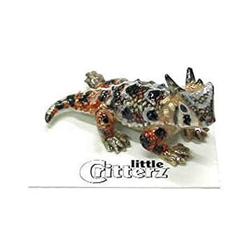 (Little Critterz Rip Horned Toad)