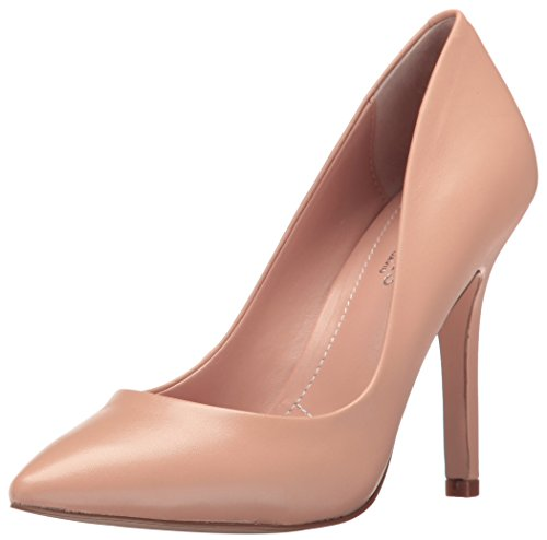 Charles by Charles David Women's Maxx Pump, Nude, 10 Medium US