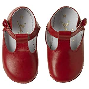 Rachel Riley Red Shoes For Girls