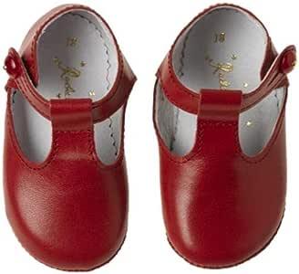 رياتشل ريلي حذاء الاطفال احمر -بنات