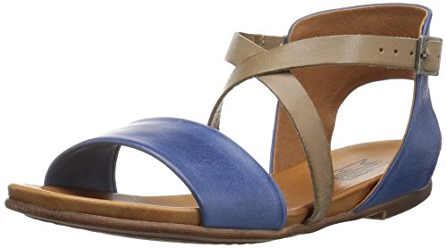 Miz Mooz WoMen Amanda Sandal, Medium Jean