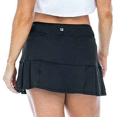 Fila Women's Pleated Bottom Skort