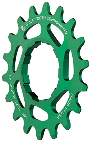 Origin8 Cog Ultim8 F6B-Disc Single Speed Cog //// 20T x 3//32 Black