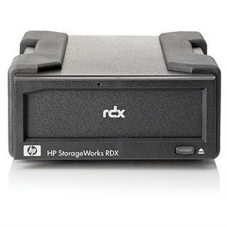 AJ766A HP StorageWorks RDX Cartridge Hard Drive with Docking Station (160 Gb Hdd Cartridge)