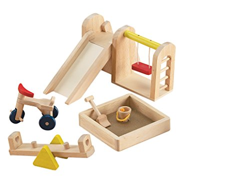 Ryans Room Small World Toys Wooden Doll House