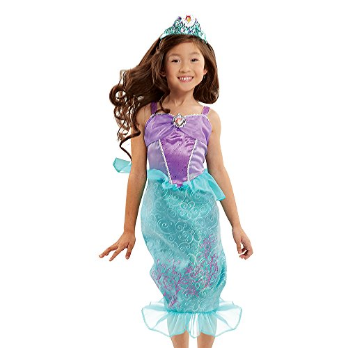 Disney Ariel Dress (Disney Princess Friendship Adventures Ariel Dress 4-6x)