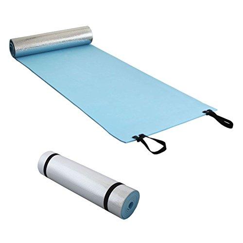 Isomatte Sportmatte Strandmatte Campingdecke Picknickdecke Campingmatte Sonnenliege Gartenliege