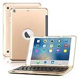 Best Boriyuan Wireless Keyboard Ipads - iPad Mini Case with Keyboard, BoriYuan Bluetooth Wireless Review