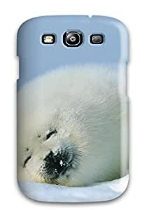 High Impact Dirt/shock Proof Case Cover For Galaxy S3 (baby Harp Wallpaper)
