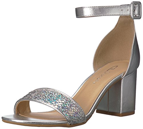 Laundry Jody Synthétique Sandales By Femmes Silver Cl REw5q5
