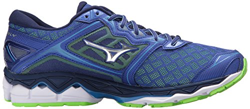 silver Shoes web Running Men's surf the Wave Sky Mizuno B8Iqt
