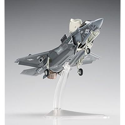 Hasegawa HAE46 F-35 Lightning II B Version US Marine Model Kit, 1:72 Scale: Toys & Games