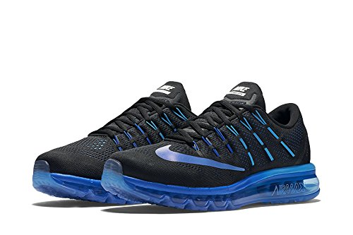 Nike Corsa Air Max Blue da Royal Black Scarpe Uomo F4HCqrF7
