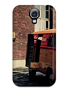 High Grade KarenStewart Flexible Tpu Case For Galaxy S4 - Volkswagen
