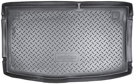Gep/äck und Haustier Sotra Auto Kofferraumschutz f/ür den Hyundai i20 Ma/ßgeschneiderte antirutsch Kofferraumwanne f/ür den sicheren Transport von Einkauf