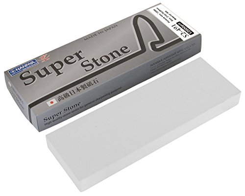Sharpening stone [Super Stone S2 series 12000 grit S2-491] NANIWA Made in - Series 12000