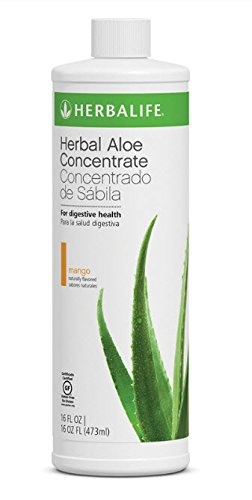 Amazon.com: Herbalife, Herbal Aloe Drink Concentrado (Pinta ...