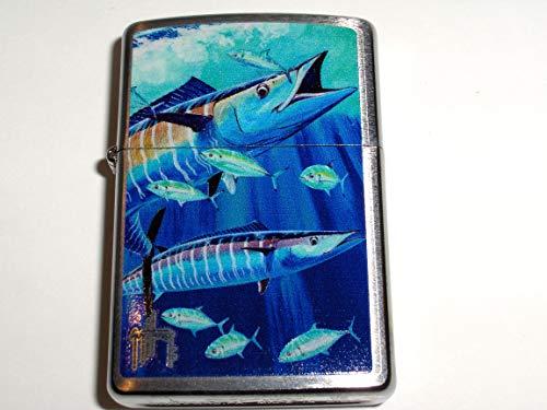 Guy Harvey Marine Life Fish Pocket Lighter