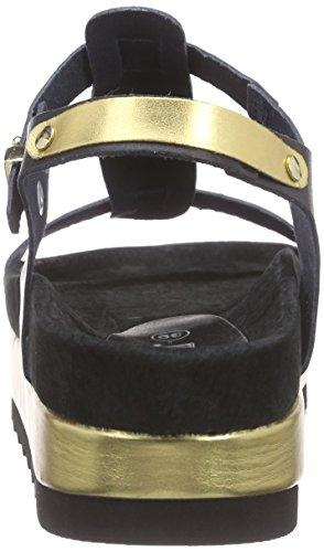 Nero 141001 Platea P1 Donna P1 con 141001 Nero Nero Sandali 8HO7wxx