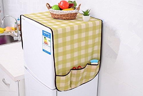 Amazon.com: Bestwishes2u Refrigerator dust cover refrigerator ...