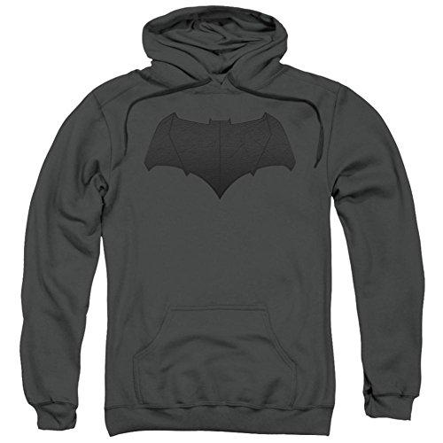 Hoodie: Batman vs. Superman- Batman Logo Pullover Hoodie Size M ()