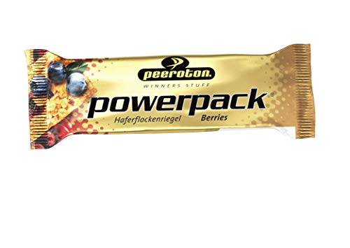 Peeroton Powerpack Riegel Berries, 18er Pack (18 x 50 g)