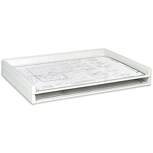 SAF4899 - Safco Giant Stack Flat File Trays by Safco