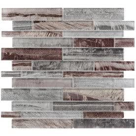 Amazon Com Allen Roth Mosaic Wall Tile Shimmering