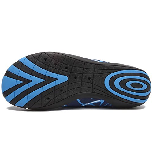 Navy Water Shoes Barefoot Aqua Shoes Women Quick Walk For BODATU Dry Lightweight Surf Men Swim Boating x4wZqEBX