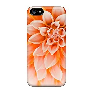 New Arrival Cover Case With Nice Design For Iphone 5/5s- Sweet Dahlia