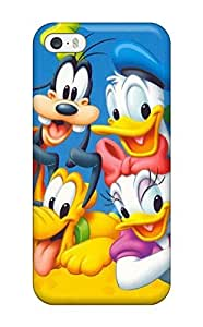 New Arrival Iphone 5/5s Case Donald Duck Of Naruto Case Cover