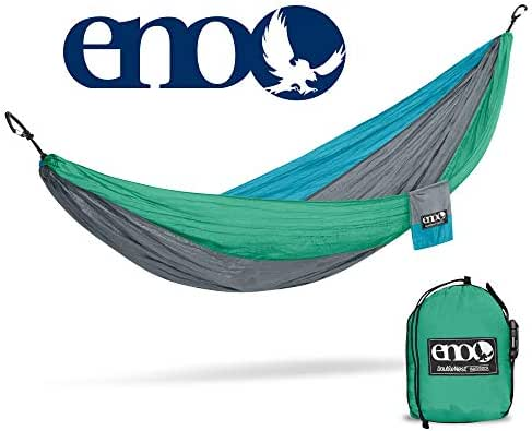 ENO - Eagles Nest Outfitters DoubleNest Hammock, Portable Hammock for Two for Outdoor Camping, Special Edition Colors, PCT