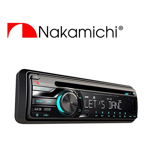 Used, Nakamichi NA201 CD/USB Receiver 50W X 4 with MP3 for sale  Delivered anywhere in USA