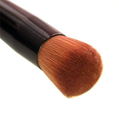 ShungHO Cosmetic Brush Flat Foundation Brushes Face Cheeks Powder Tool