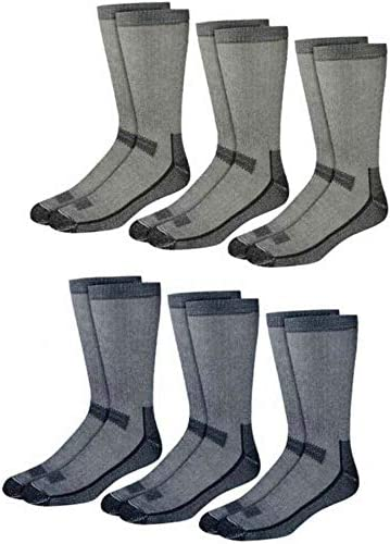 Kirkland Signature Men/'s Athletic Sock 6-Pack