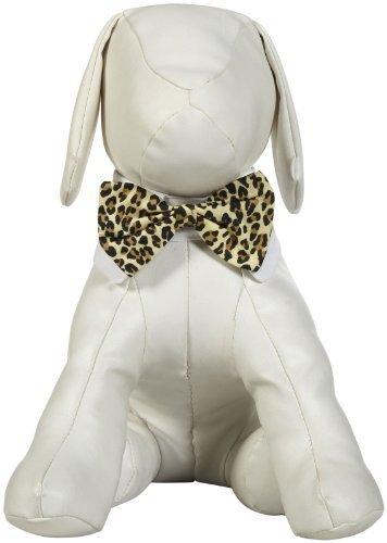 Isaac Mizrahi Leopard Collection Bowtie - Medium