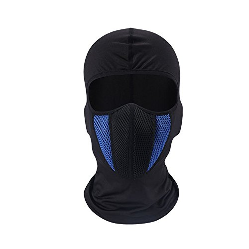 pengzitou SWEET-421 Windproof Face Mask-Balaclava Hood, Cold Weather Motorcycle Ski Mask, Ultimate Thermal Retention in Outdoors Hypo-Allergenic Moisture Wicking