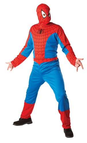 Rubie's Official Classic Spiderman Set - X-Large